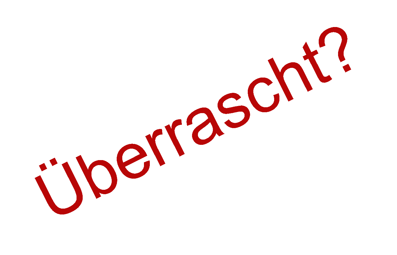 Website Relaunch, überrascht?